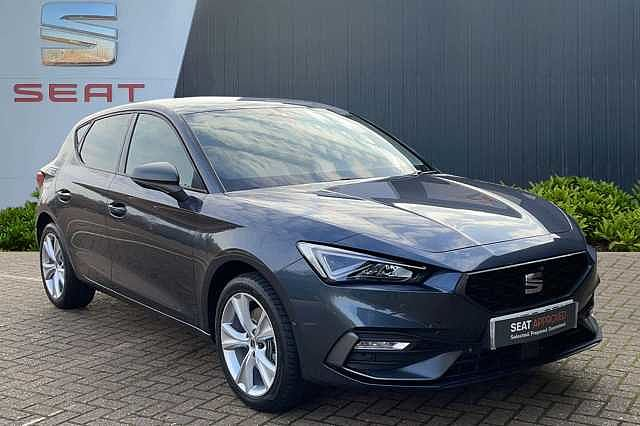 SEAT Leon NF 5dr FR 1.4 e-HYBRID DSG-auto AFV 204 6-speed automatic