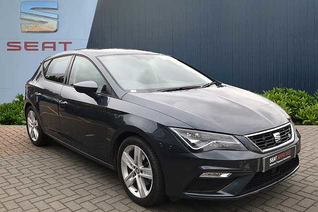 SEAT Leon 5dr FR 1.5 TSI EVO 130 PS 6-speed manual