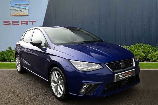 SEAT Ibiza FR 1.0 TSI 115 PS 7-speed DSG-auto