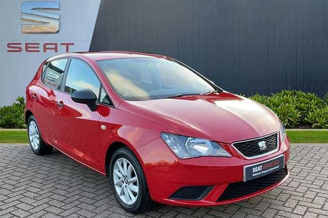 SEAT Ibiza 5dr (2015) SOL 1.0 12v 75 PS 5-speed manual