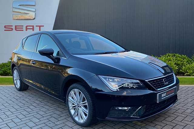 SEAT Leon 5dr XCELLENCE Technology 2.0 TDI 184 PS 6-speed DSG-auto