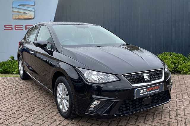 SEAT Ibiza SE Technology 1.0 MPI 75 PS 5-speed manual