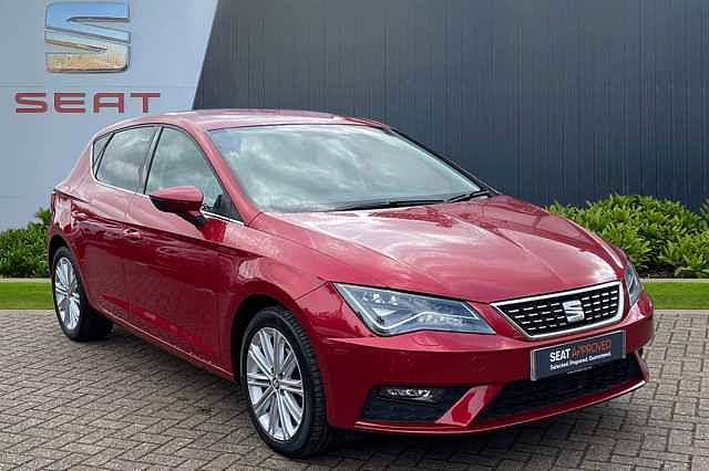 SEAT Leon 5dr XCELLENCE Technology 1.4 EcoTSI 150 PS 6-speed manual