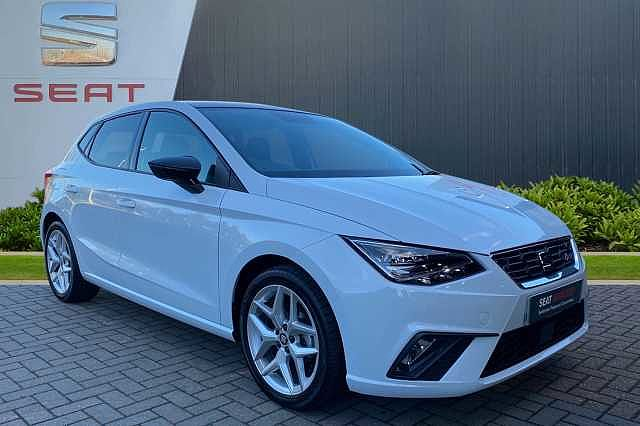 SEAT Ibiza FR 1.0 TSI Petrol 95 5-speed manual