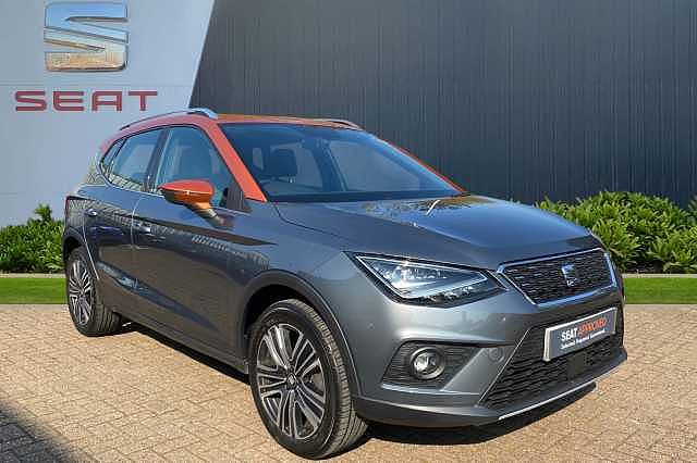 SEAT Arona XCELLENCE 1.0 TSI 115 PS 6-speed manual