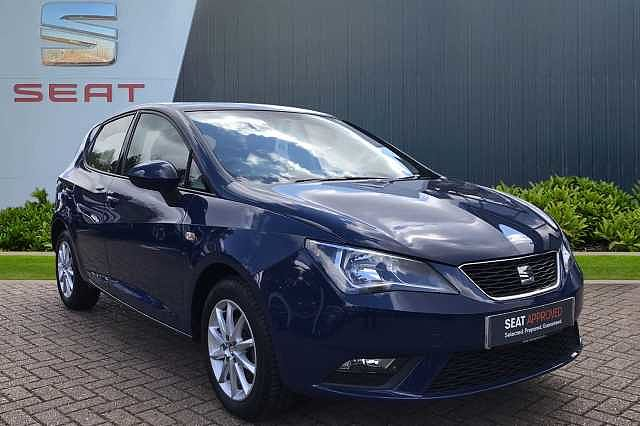 SEAT Ibiza 5dr (2015) SE Technology 1.2 TSI 90 PS 5-speed manual