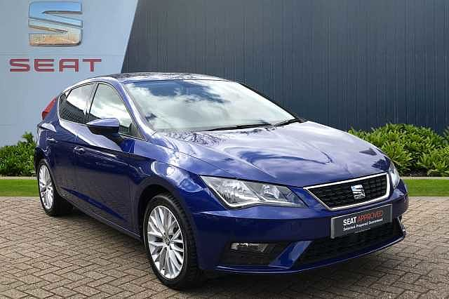 SEAT Leon 5dr SE Dynamic Technology 1.6 TDI 115 PS 5-speed manual
