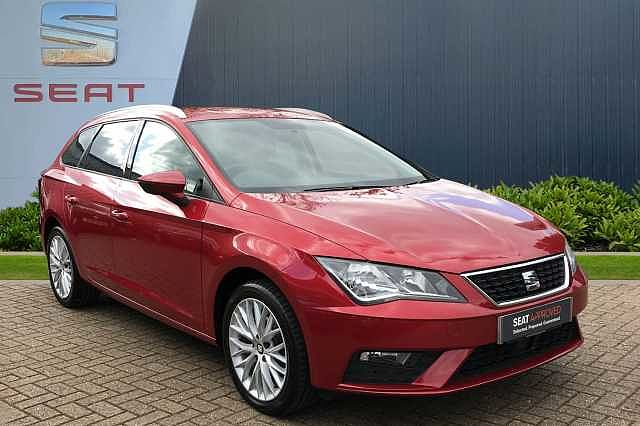 SEAT Leon ST SE Dynamic Technology 1.2 TSI 110 PS 6-speed manual