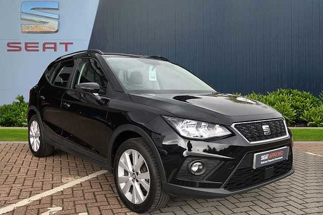 SEAT Arona SE Technology 1.0 TSI 95 PS 5-speed manual