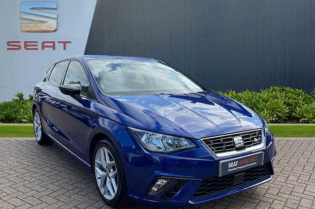 SEAT Ibiza FR 1.0 TSI 95 PS 5-speed manual