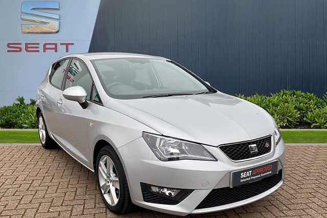 SEAT Ibiza FR Technology 1.2 TSI 90 PS 5-speed manual